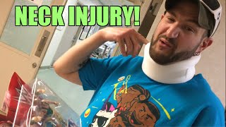 YOUTUBER SEVERLY INJURED IN PRO WRESTLING MATCH!