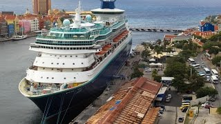 Buque Monarch de Pullmantur - Recorrida