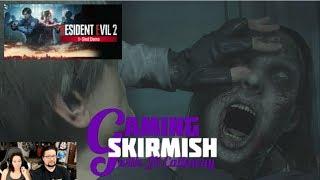 Resident Evil 2 1-Shot Demo Reactions