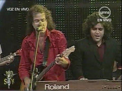Yo Soy ANDRES CALAMARO CHARLIE GARCIA Te Quiero Igual 04 12 2012