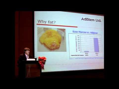 Adistem - Anti-aging Conference Presentation, Adipose Stem Cells - Part 1