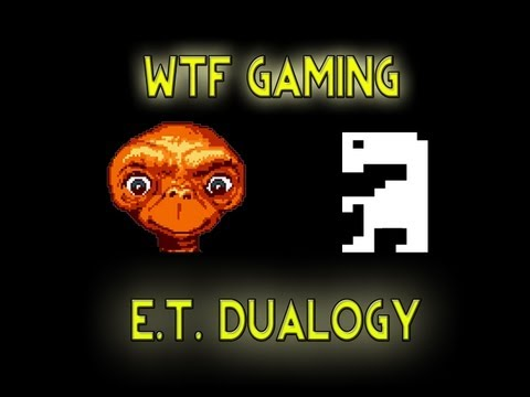 SUPER WTF Gaming - E.T. Duology