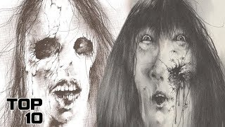 Top 10 Scary Stories Ever Told That Might Be Real - Part 11