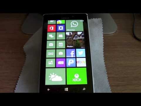 Nokia Lumia 925 Review - Amber update. Nokia Smart Cam