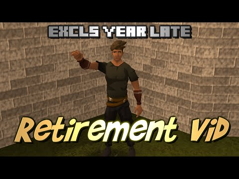 Retirement Announcement - Thanks Guys! Review Thumbnail