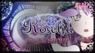 Roselia 1st single 「BLACK SHOUT」CM