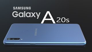 Samsung Galaxy A20s trailer concept design official introduction 2019