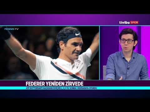 Tenis Raporu - 19 Şubat 2018