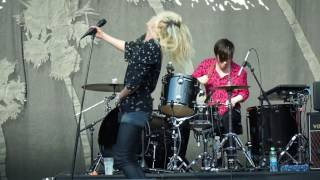 The Kills - Heart of a Dog - Park Live 2016 - Live in Moscow 9.07.2016