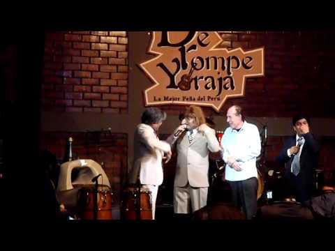 EL ESPECIAL DEL HUMOR - La Jugada Polemica en Vivo - Chiquito Flores VS Pizarro