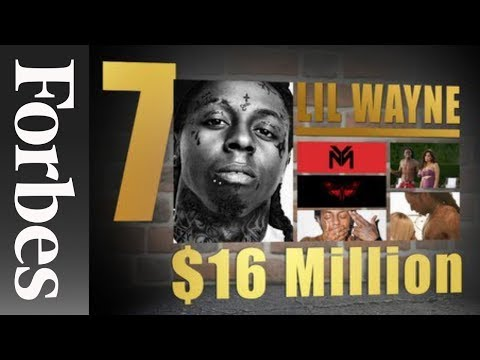 The Top 10: Forbes Hip-Hop Cash Kings 2013