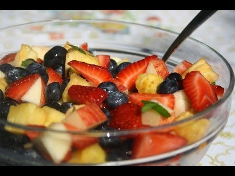 Recipe – Chocolate Fruit Pudding Recipe