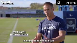 SEAN MCVAY HAS OWN COACH TO KEEP HIM ON SIDELINES