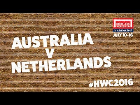 Australia v Netherlands   Men's Globe Semi Finals (B)