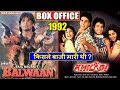 Balwaan 1992 vs Khiladi 1992 Movie Budget, Box Office Collection and Verdict