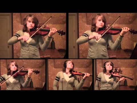 League of Legends Theme Song (Violins) - Taylor Davis