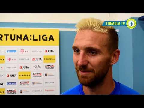 Rozhovory po utkání v Liberci (4.8.2018)