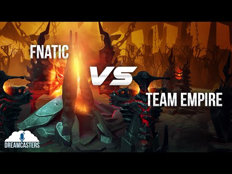 The Summit 2 - Fnatic Vs.Team Empire  [BO1 - TH Language]