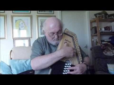Autoharp: A Little Bit O' Heaven (Including lyrics and chords)