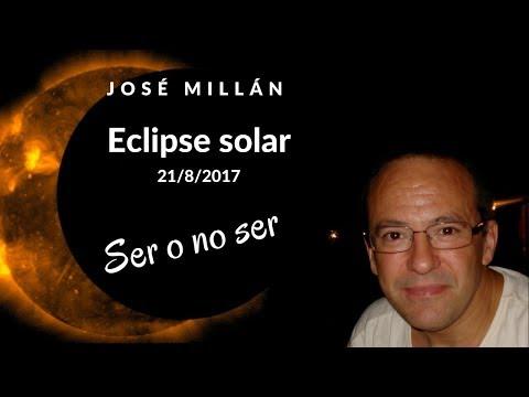 Eclipse Solar 21 Agosto 2017. Ser O No Ser.