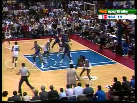 New York Knicks @ Philadelphia 76ers, 1989 First Round Game 3 Finish 3/3