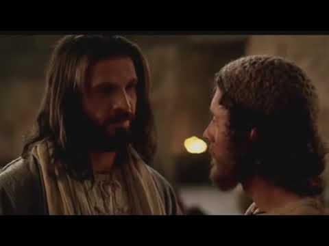 Filme de Jesus. Os ensinamentos de Cristo