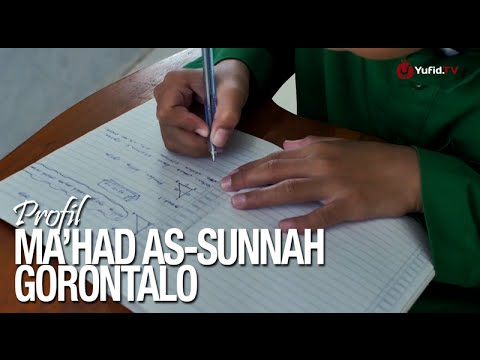Profil Ma'had As-Sunnah Gorontalo