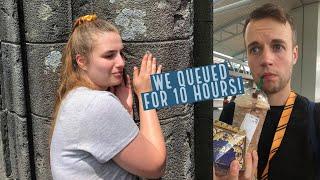 Hagrids Motorbike Adventure: A Tale of Ten Hours