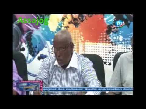 Djibouti: concours des jeunes talents du 30/10/2013
