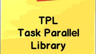 What is TPL ( Task Parallel Library) and how it differs from threads (c# interview questions) ?