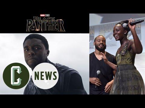 Black Panther Plot Details Revealed By Lupita Nyong'o