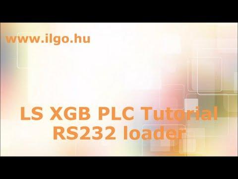 LS XGB PLC Programing 1