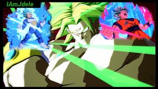 Can You Beat Team Broly Movie?
