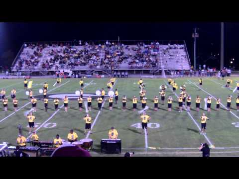 Greer High School Marching Band 2013