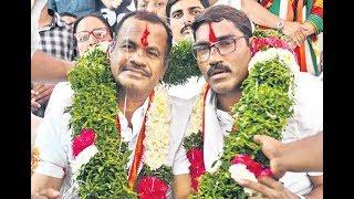 MLA Komatireddy  and Sampath Kumar Meet DGP || తొలగించిన గన్మెన్లను పునరుద్ధరించండి