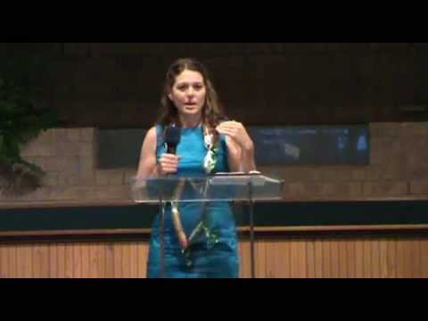 The Resolution for Women - Ceremony - Guest Speaker, Cara Soto