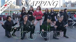 [KPOP IN PUBLIC] 청하 (CHUNG HA) - SNAPPING