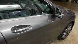 Mercedes Cla 2019 keyless go