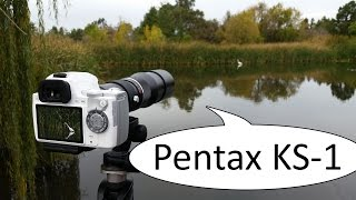 Pentax K-S1 Video Manual: Video 1 of 4 -- Overview