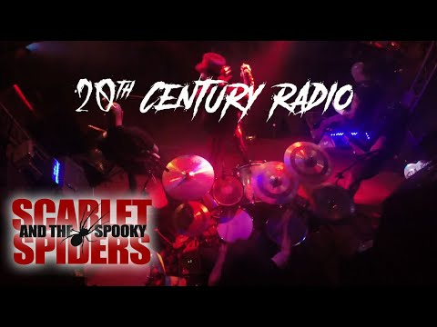 Scarlet and the Spooky Spiders - 20th Century Radio