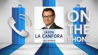 CBS Sports' Jason La Canfora Talks US Men's Soccer & NFL w/Rich Eisen | Full Interview
