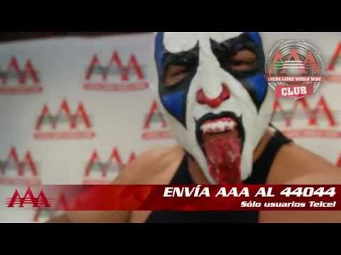 Psycho Clown - Club AAA - Lucha Libre AAA