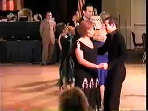 Manhattan Dancesport Competition - July 2006 Clip 1: Rhumba, Swing, Samba, Cha Cha