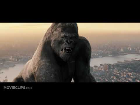 King Kong (9/10) Movie CLIP - Kong Battles the Airplanes (2005) HD