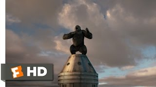 King Kong (9/10) Movie CLIP - Kong Battles the Airplanes (2005) HD
