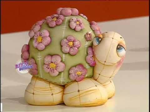 Jorge Rubicce - Bienvenidas TV - Porcelana Fría una Tortuga