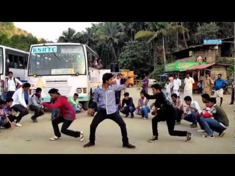 Advaya Xtreme Flash mob - Govt Engineering College Idukki