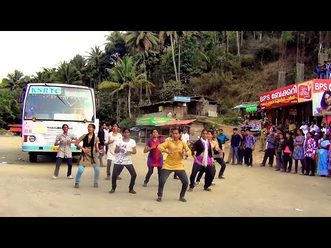 ADVAYA XTREME FLASH MOB - Government Engineering College Idukki, Kerala