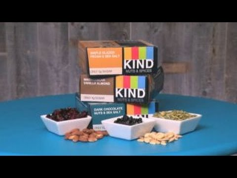 A Conversation with KIND Snacks CEO