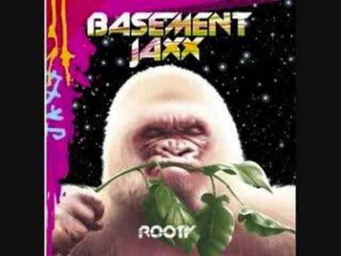 Basement Jaxx - Get Me Off